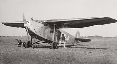 Focke-Wulf A 32 Annuaire de L'Aéronautique 1931