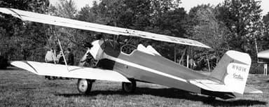 Gee Bee Model A Sport / Training Biplane