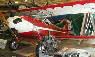Gee Bee Model A at New England Air Museum
