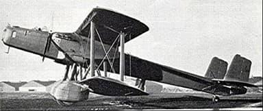 Handley Page HP.30 Heyford Heavy Bomber (1935)