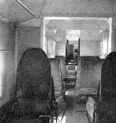 Junkers G 38 Day Time Interior L'Aerophile November 1932