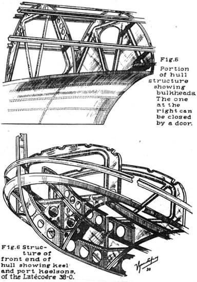 Late 380 Detailed Drawing NACA Aircraft Circular No.136
