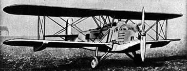 Levasseur PL.10 Reconnaissance Plane