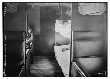 Night Time Passenger Accommodation
