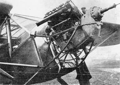 Original Engine Configuration NACA Aircraft Circular No.91