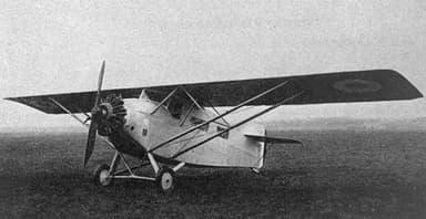 Potez 32 L'Année Aéronautique 1927