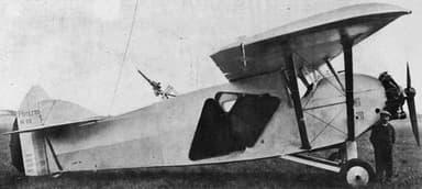Potez 33 Right Side Photo NACA Aircraft Circular No.96