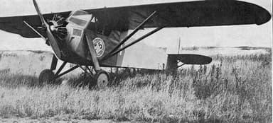 Potez 36 with 95hp Salmson Engine L'Aéronautique August, 1929