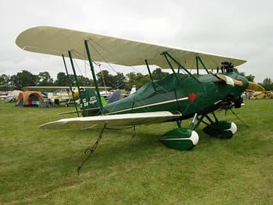 Preserved Fairchild KR-21-B Biplane of 1930