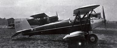 Prototype Model A with Inline 4-Cylinder Cirrus Engine