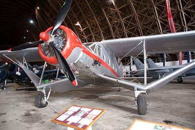 Restored Bellanca Aircruiser (Location Unspecified)
