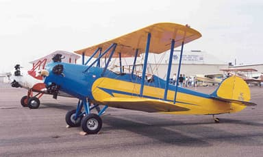 Restored Fairchild KR 21