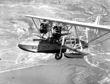 Sikorsky PS-3 Transport for the Eleventh Naval District in March 1930