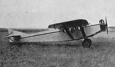 The Farman F.160 Civil Utility Aircraft