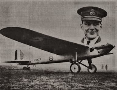 The First Pilot and the Airplane