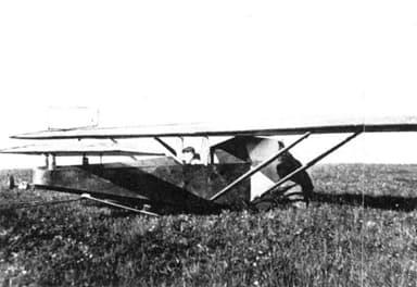 The Lippisch Ente the World's First Rocket Plane