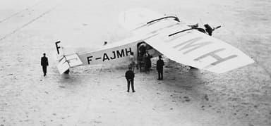 The Prototype Farman F.301