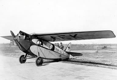 The RWD 4 Sports Plane