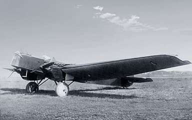 The Tupolev ANT-7 also known as Tupolev R-6